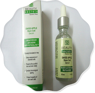 Swiss Stem Cell Serum Apple