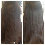 Hair Nourishment Treatment Before & After