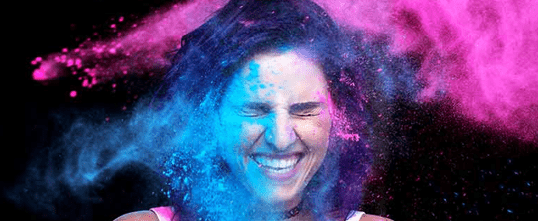 How the Colors of Holi Can Affect Your Hair?