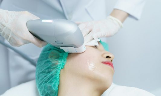 Skin Tightening Facial treatment – Smooth and Tighten Lines and Wrinkles Caused by Aging & Sun Damage